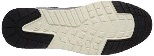 Le coq Sportif GASPAR LOW - zapatillas deportivas altas de lona hombre gris - Grau (MONUMENT)