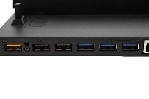 Lenovo 40A20090US ThinkPad USA Ultra Dock With 90W 2 Prong AC Adapter