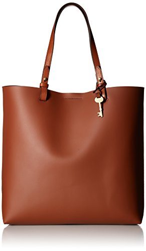 Fossil ZB7262200, Brown (Fossil Key Tote)