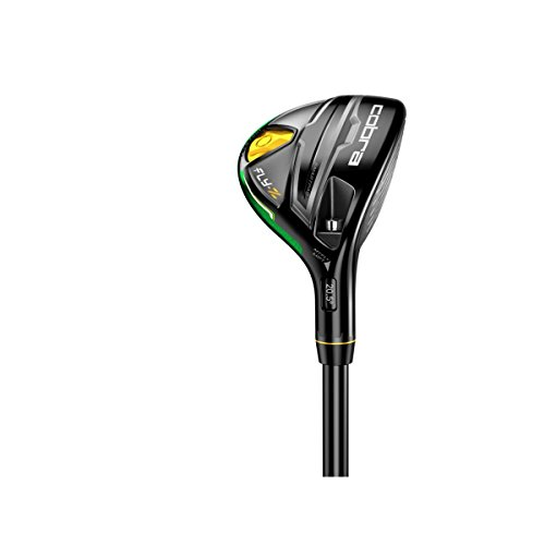 (Cobra Men's Fly Z Hybrid Clubs, Regular, Graphite, Green, Right Hand, 3-4H)