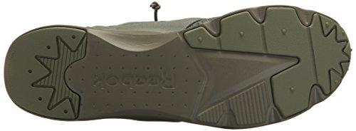 Zapatillas Reebok Hombre Furylite Refine Fashion Sneaker Hunter Green / White