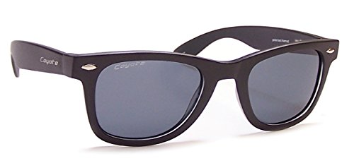 Polarized Street and Sport Sunglasses ,Nomad Matte Black Frame