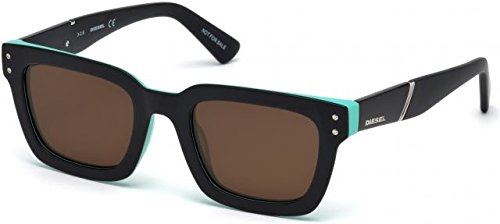 Sunglasses Diesel DL 0231 05J black/other / - Glasses Diesel Sun