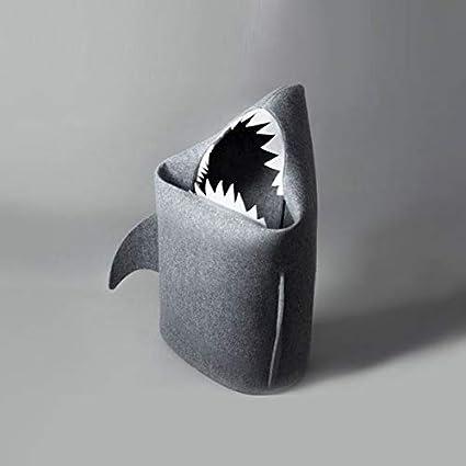 Jolanta Uczarczyk - Cesta para la Colada Hecha a Mano con tiburón