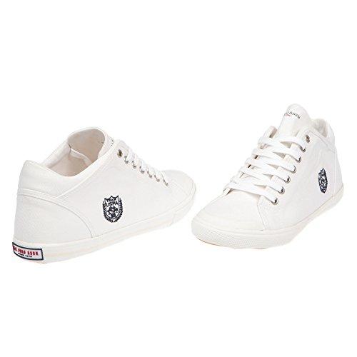 U.S. POLO Sneaker Chaussures femme avec lacets - mod. DYON4191S7-C1