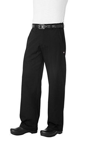 Executive Chef Pants (Chef Works Men's Pro Dress Chef Pant (PSER))