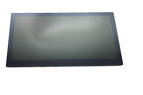 LCDOLED 13.3 inch FullHD 1080P LED LCD Display Touch Screen Digitizer Assembly For Dell Inspiron 13 7000 series 7347 7348 7352 7353 7359 P57G (NO BEZEL) by LCDOLED