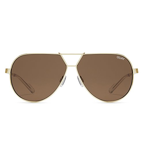 Quay Australia SUPERNOVA Women's Sunglasses Aviator Sunnies - - Supernova Sunglasses