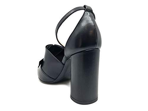 pour Femme Flaviano Ercoli Escarpins Noir nP8n0Wvx