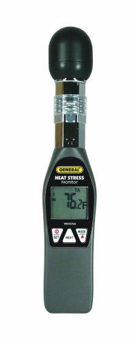 (General Tools WBGT8758 Heat Index Monitor )