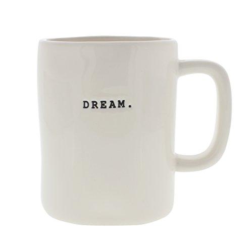 Rae Dunn Dream Small Type Cup / Mug By Magenta ()