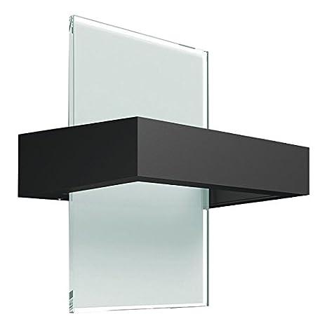 Philips myGarden LED Wandaussenleuchte Shadow, Anthrazit, Gartenleuchte [Energieklasse A++] 915005377301