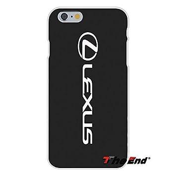 23acc9ad37 Amazon | レクサス LEXUS エンブレム iPhone 7 & 8 スマホ ケース カバー ...
