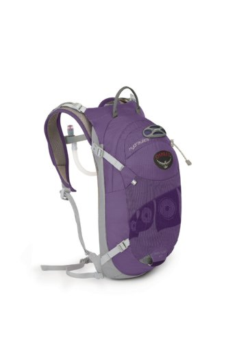 Osprey Packs Women's Special Edition BCF Verve 10 Hydration Pack (Amethyst), Outdoor Stuffs