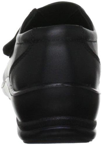 Padders Sandy, Damen Halbschuhe Schwarz (Black)