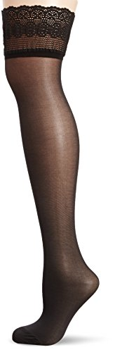 Playtex Perfect Elegance Lacy Hold Up - Accesorio Mujer Black