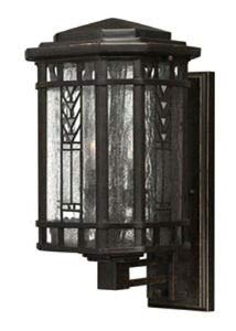 - Tahoe Copper Wall Lantern in Regency Bronze