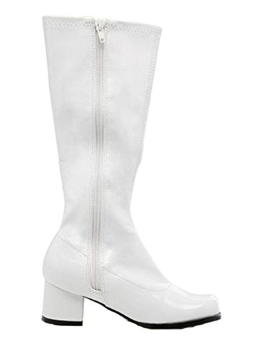 Ellie Shoes Girls Dora (White) Child Boots White Medium