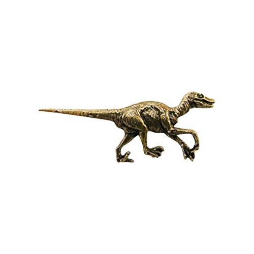 Cuivre ~ Velociraptor ~ Pin's (épinglette/Broche ~ AC188