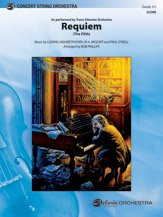 Read Online Requiem (The Fifth) - As performed by Trans-Siberian Orchestra - Music by Ludwig van Beethoven, W.A. Mozart, and Paul O'Neill [Trans-Siberian Orchestra] / arr. Bob Phillips - Conductor Score & Parts pdf