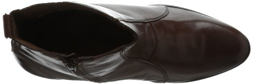 Zipper Men's Stacy Cognac Side Santos Boot Toe Adams Plain xYRqYwa6