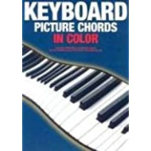 Keyboard Picture Chords in Color
