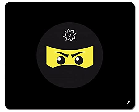 1art1 Gaming - Icono Ninja, Negro Alfombrilla para Ratón (23 ...