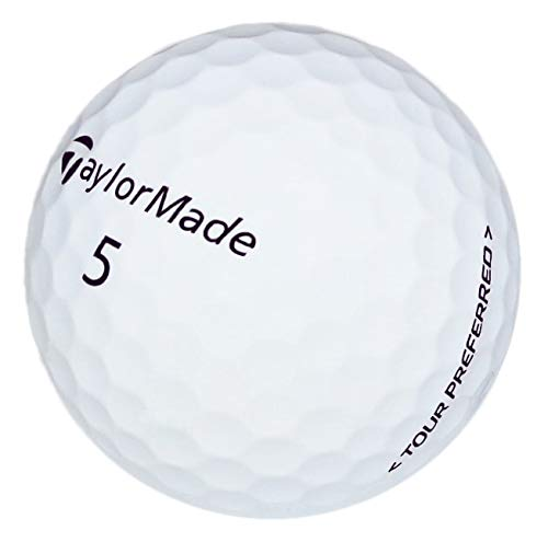 (Taylormade Tour Preferred/Tour Preferred X Near Mint Recycled Golf Balls (Pack of 36))
