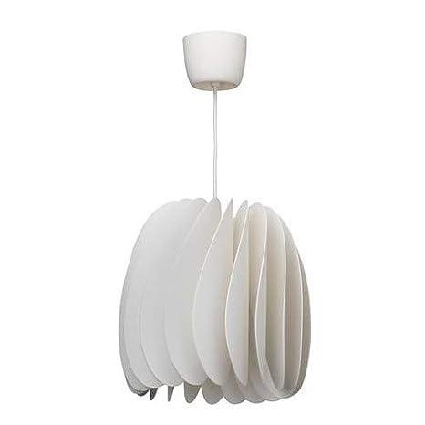 IKEA SKYMNINGEN - Lámpara de techo (A++), color blanco ...