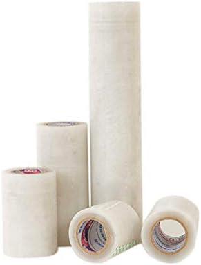Plant Cover /&Frost Blanket for Season Extension 4pack Repair Tape Agfabric- 3.1 x 32ft Greenhouse Plastic Polyethylene Film White 6.2mil