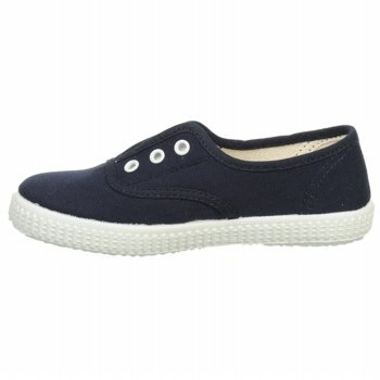 CIENTA Sneakers Junge Textile (24 EU, Blau)