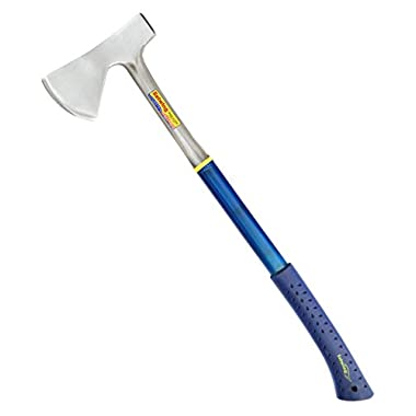 Estwing E45A 26-Inch Camper's Axe-All Steel with Shock Reduction Grip