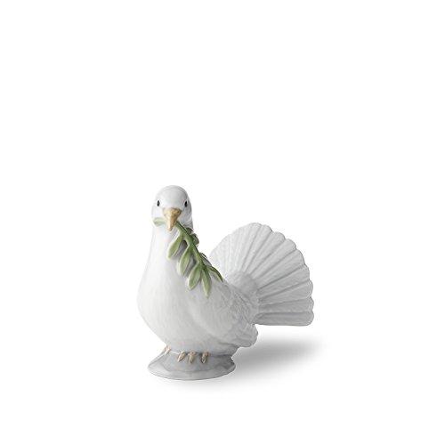 (Royal Copenhagen 1024797 Annual Figurine 2018, Dove)