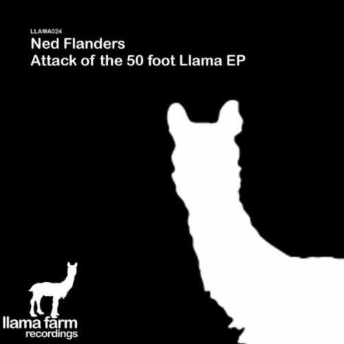 Attack of the 50 Foot Llama -