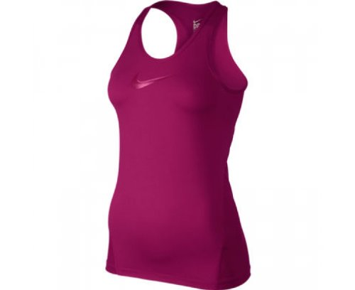 Shape Swoosh Deportiva Give Blanco Nike tecnología Para Dri Tirantes Mujer Camiseta fit Ug45nq