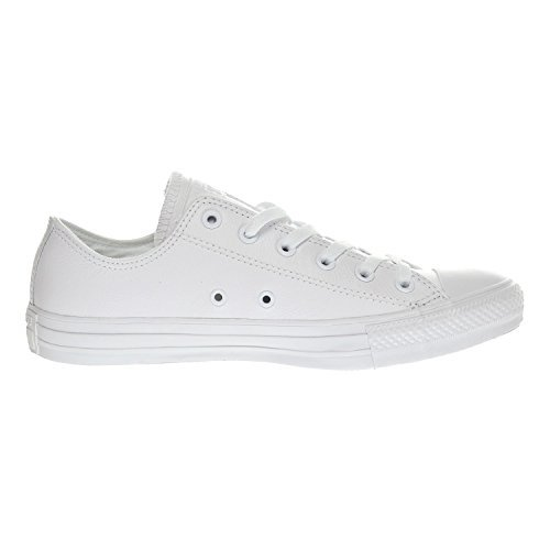 Converse Chuck Taylor Ox Men's Shoe White 136823c (11 D(M) US) (Shoes White Converse All)