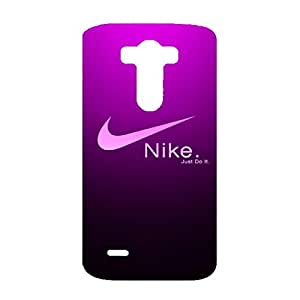 Charming Cute Nike Logo Phone Case for LG G3 Just Do It Nike Logo 3D