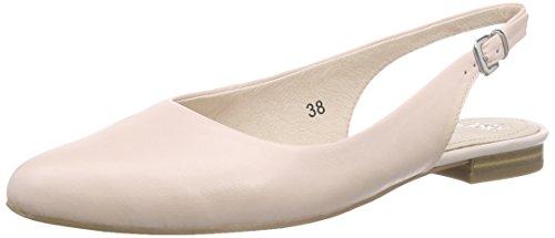 Caprice 29402 - Bailarinas mujer rosa (Rose Nappa 513)
