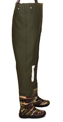 Nexus Bretelle Fixlock Regolabile Per 3kamido 20 Resistenti Trampolieri 10 Eu Giovanili Stivali Mimetica Bambini Verde Da Vita Pesca Fibbia Salopette 35 Waders Pesca Modelli q7wP8qa0
