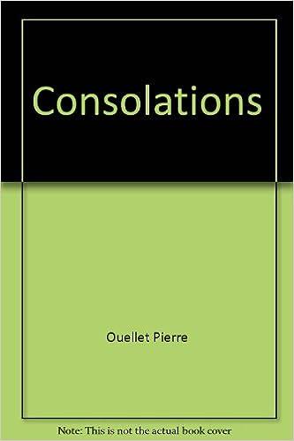 Livres Consolations epub pdf