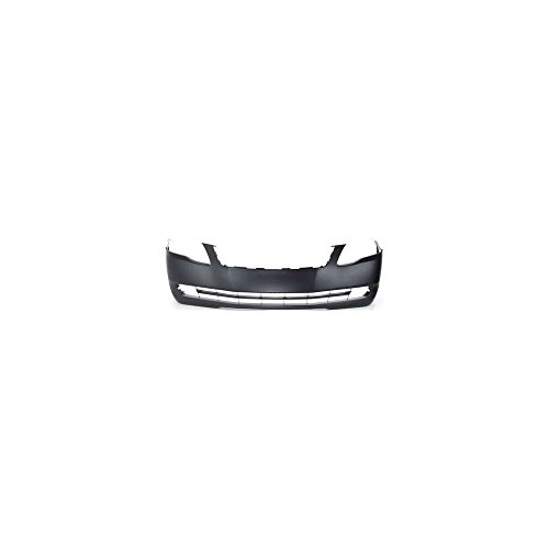 Front Bumper Cover Primed Compatible with 2005-2007 Toyota Avalon