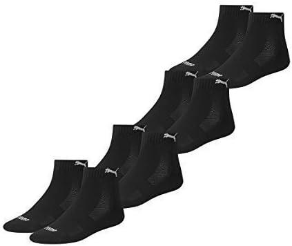 PUMA Unisex Match Quarters Socken Sportsocken MIT FROTTEESOHLE 8er Pack