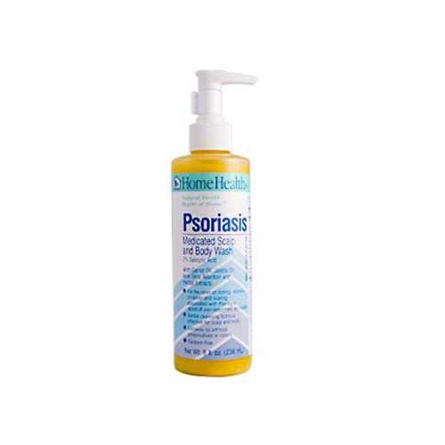 HOME HEALTH BODY WASH,PSORIASIS, 8 Fl.oz. 3 (Psoriasis Wash)