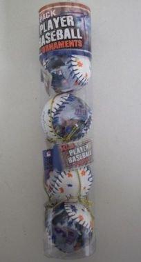 Jose Reyes Mets MLB Player Baseball Ornaments 4 (Mlb Player Ornament)