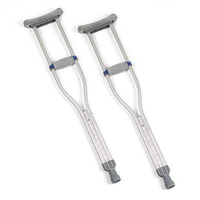 Invacare Quick-Change Crutch: Size - Tall Adult (5' 10