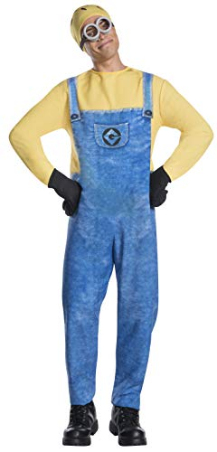 Rubie's Costume Co Men's Despicable Me 3 Movie Minion Costume, As Shown, X-Large