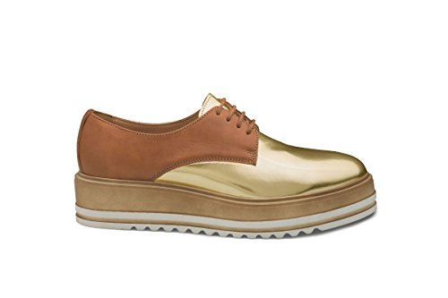 Soldini - Zapatos de cordones para mujer