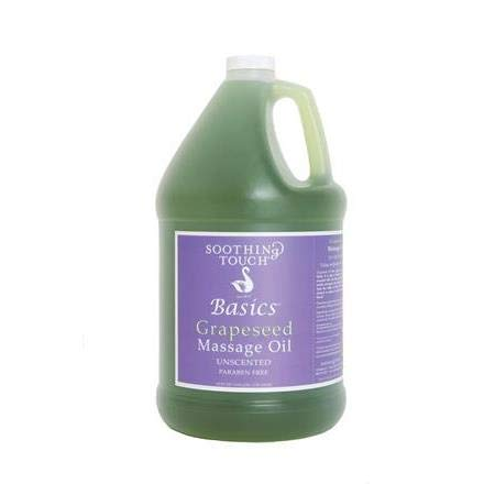 Soothing Touch W67352G Grapessed Oil, 1 Gallon