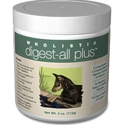 Wholistic Digest All Plus 4 oz