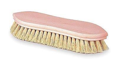 Tough Guy 2PYV9 Hand Held Scrub Brush, White by Tough Guy (Image #1)